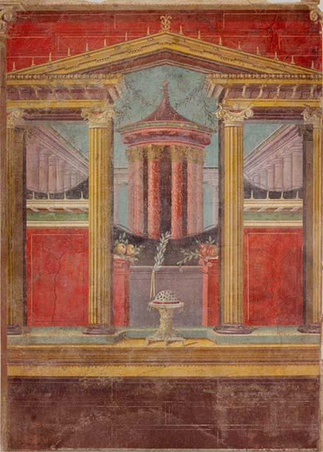 Villa 016 P7 Boscoreale Villa Of Publius Fannius Synistor