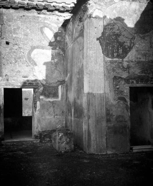VI 9 6 Pompeii  Casa dei Dioscuri or House of Castor & Pollux
