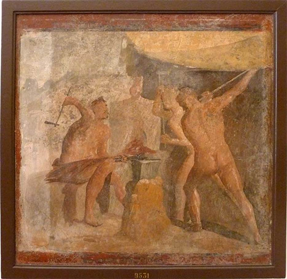 Image result for cyclops pompeii